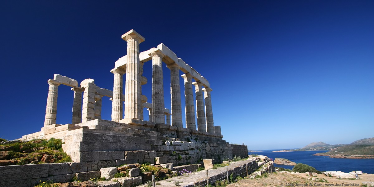 Daily tour to Sounio, an actually magic place you need to know