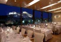 Athens by night Tour : Dionisos Zonar Restaurant