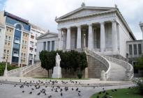 greece national library tour in athens