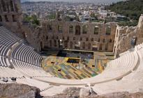 Athens Tour : Odeon theater