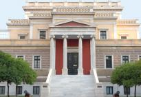 old greek parliament tour in athens