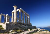 Sounion Tour : The temple of Poseidon
