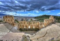 irodou attikou theatre tour in athens