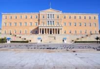 greek parliament tour in athens